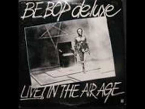 Be Bop Deluxe - Adventures Live