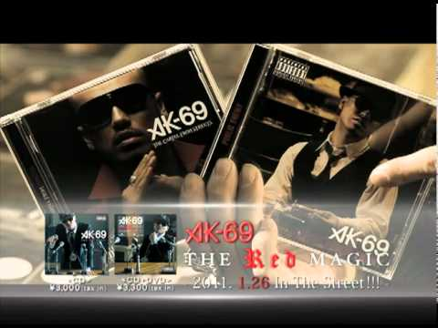 AK-69 - THE RED MAGIC