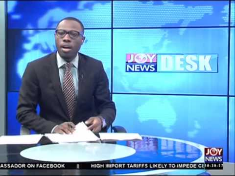 Italy Ghana relations - News Desk on Joy News (2-2-16)