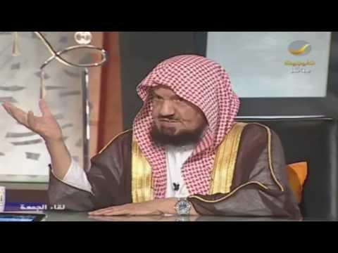 معالي الشيخ عبدالله بن منيع ضيف برنامج لقاء الجمعة مع عبدالله المديفر