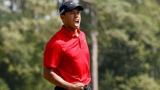 Greatest Shots of Tiger Woods' Legendary Career
