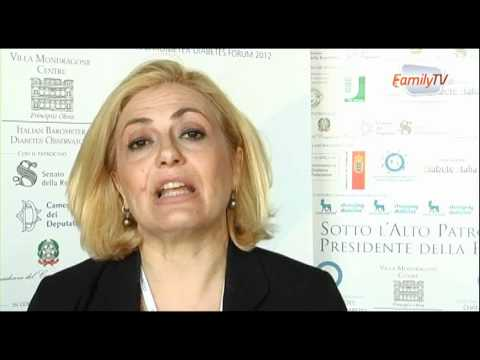 Changing Diabetes – Italian Barometer Diabetes Forum 2012 – Dott.ssa Ketty Vaccaro, CENSIS