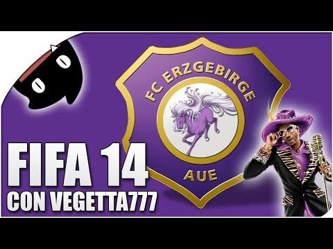 FIFA 14 - Los Unicornios Morados con Vegetta777 (PS4)