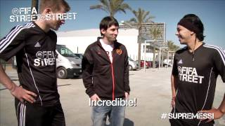 FIFA Street | Show Leo Messi Your Skills