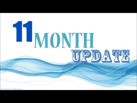 Cayden's 11 Month Update
