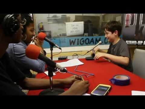 Kidsplosion Radio Show Max Dinnerman Interview 3 15 15
