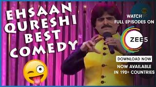 Ehsaan Qureshi Best Hindi Stand up Comedy | Desh Ke Log | Funny Hindi Video