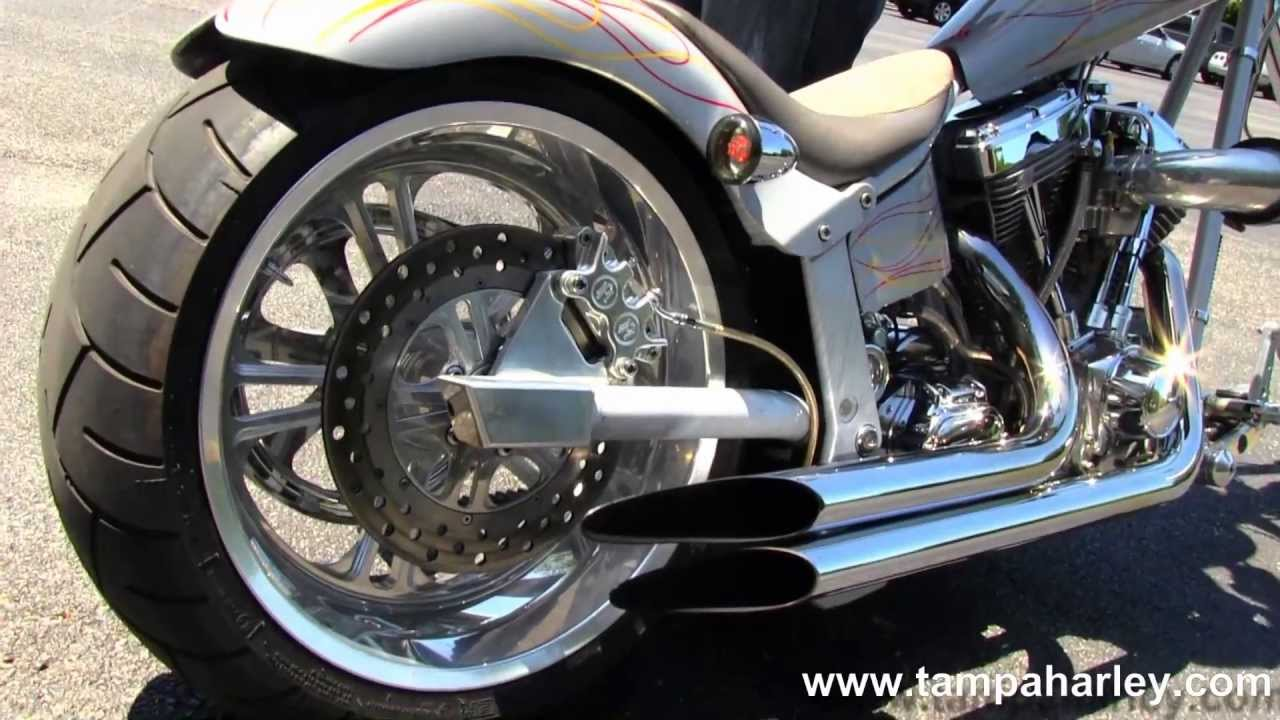 Motorcycles For Sale In Texas Used 2003 American Ironhorse Texas Chopper with Loud Ass Custom ...