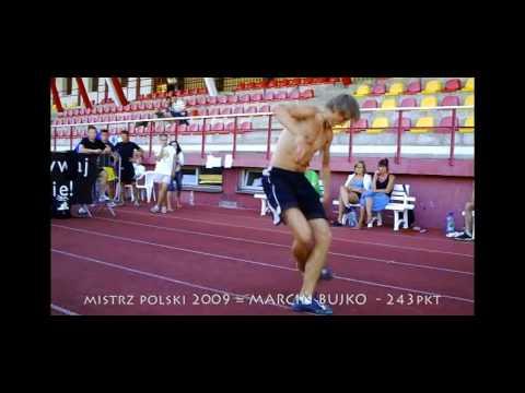 Marcin Bujko - Mistrz Polski 2009 w Shred30