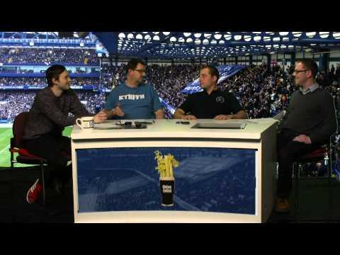 Mourinho v Wenger - Chelsea FanCast - 17/02/14