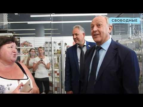 Валерий Радаев сравнил новый аэропорт «Гагарин» с Турцией