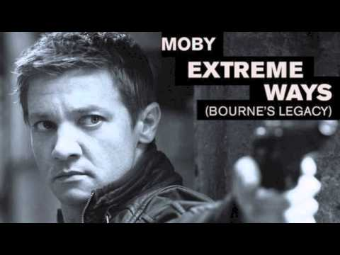 Moby - Extreme Ways (Bourne's Legacy) Original Version