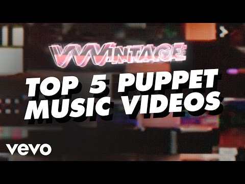 VVVintage - Top 5 Puppet Music Videos (ft. Eminem, Imagine Dragons, Weezer, *NSYNC, Bla...