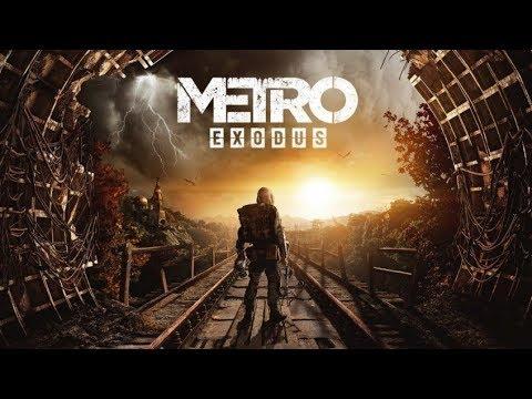 Metro Exodus ► Прохождение #3 ► Дети леса (без комментариев) [2K 1440p]