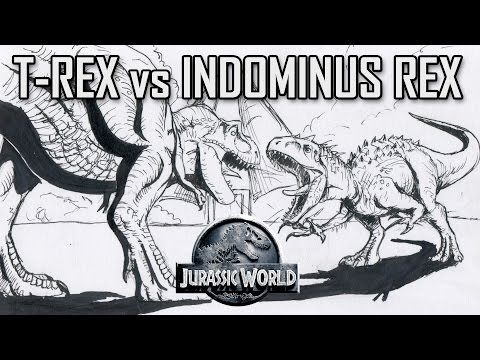 What Is An Indominus Rex
