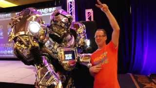 8 Feet Tall ROBOTS FOR SALE WORLDWIDE 2014