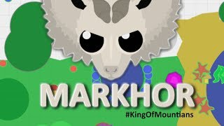 MOPE.IO // *NEW* MARKHOR #TheBigGoat // #KingOfMountains // NEW ABILITY // TEASER #85