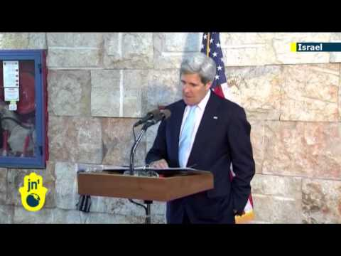 Push for Mideast Peace: John Kerry seeks direct negotiations between Israel and Palestinians