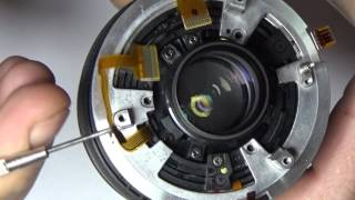 Nikon Nikkor 18-70 AF ремонт repair English subtitles
