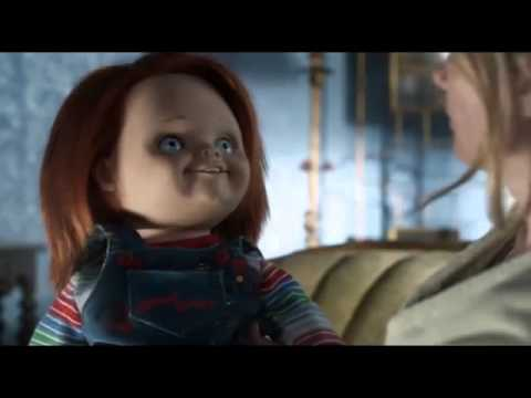 Chucky chupame el pingo