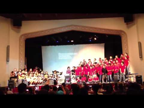 We Are Never Ever performed by McKinley 5th Graders