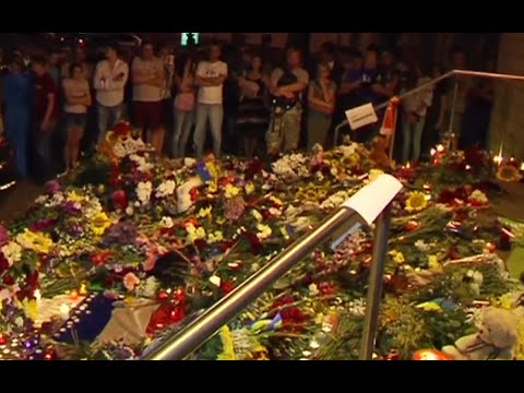 RAW: World mourns MH17 crash in Ukraine