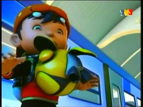 BoBoiBoy: Ochobot Crying Scenes