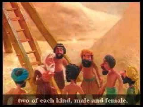 Islamic Cartoon: Story Of Nuh (as) video