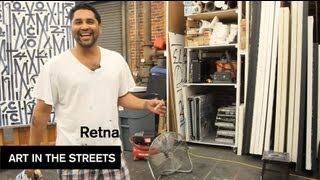 RETNA - Art in the Streets - MOCAtv Ep. 6