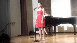 "Daijah 2000 Performs ""I Want to be Ready"""