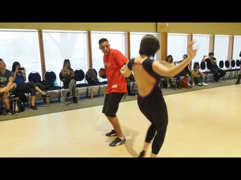 CZC2016   Dadinho and Melodie ACD ~ video by Alice Fu