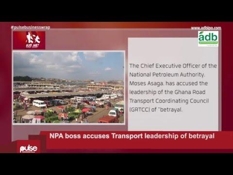 Pulse Business Wrap - 1st Feb 2016 | NPA accuses transport leadership, ECOWAS CET in force
