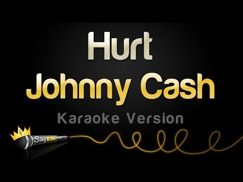 Johnny Cash - Hurt (Karaoke Version)