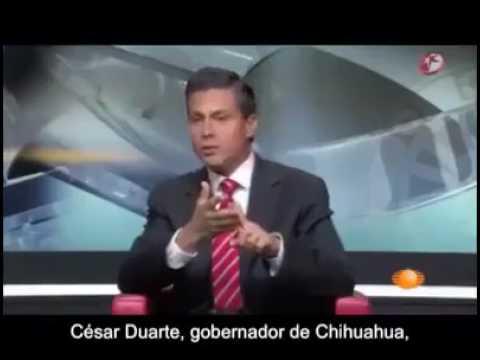 QUE TONTERIA ACABA DE DECIR PEÑA NIETO EN VIVO !!!!!