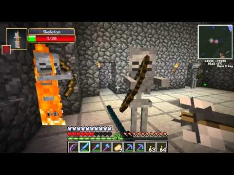 Minecraft cu Moduri ep:1