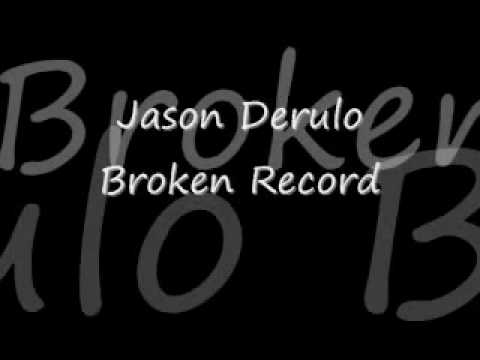 Jason Derulo - Broken Record ! video