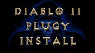 How to Install ONLY PlugY on Diablo 2 in 2018 (No D2SE)