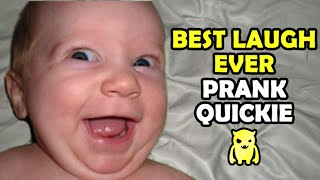 Best Laugh Ever - Prank Quickie - Ownage Pranks