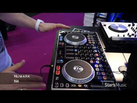 NUMARK NS6 & N4 - Salon Mixmove 2012 - Star's Music