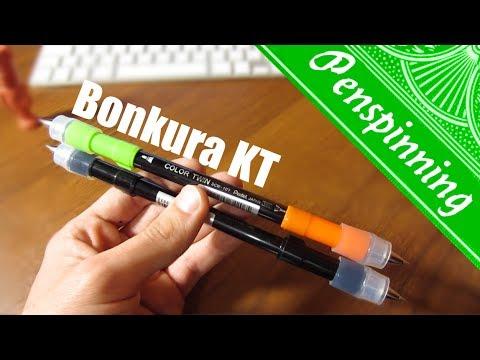 Ручка для Pen Spinning - Bonkura KT - Обзор