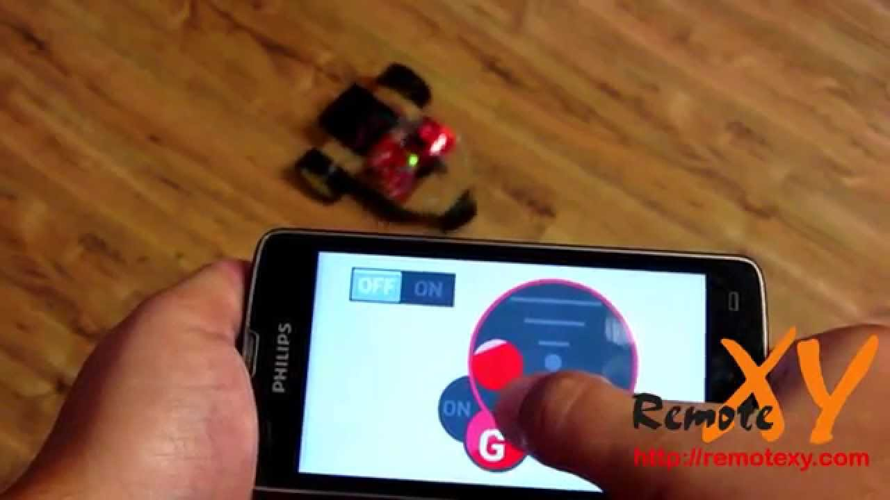 android with arduino wifi communication Android