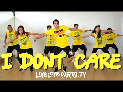 I Don't Care By Ed Sheeran X Justin Bieber | Live Love Party™ | Zumba® | Dance Fitness