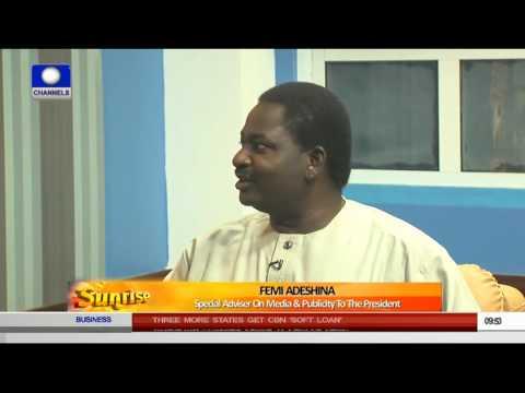 Sunrise: Analysing Buhari's 100 Days In Office Pt 4