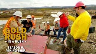 Gold Rush Season 5 Episode 4 - Viking Ship - Gold Rush in a Rush Recap