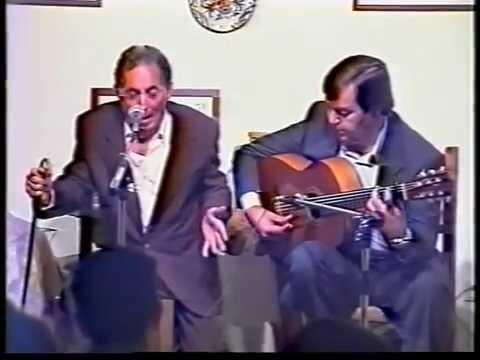 CURRO LUCENA ( Seguiriyas ) Guit: Manolo Franco 1993