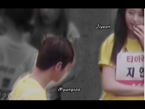 [MyungYeon] Myungsoo X Jiyeon ISAC 2012 Moments