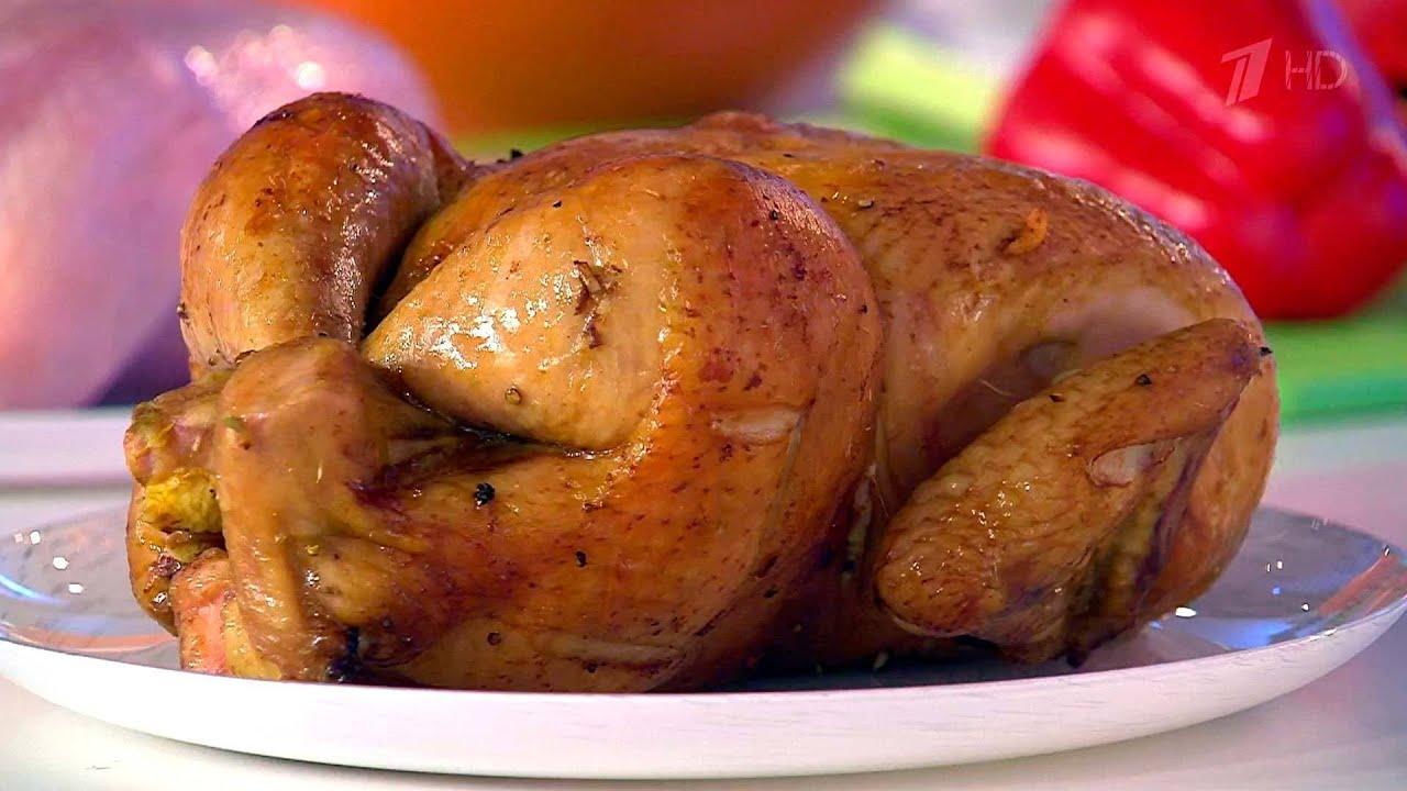 Как сделать курицу на гриле