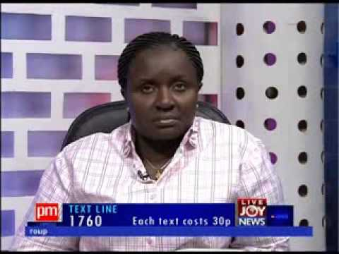 Ghana's Corruption Realities - PM Express on Joy News (22-7-13)