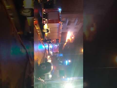Pożar Kamienicy Przy Ul.czwartek W Lublinie