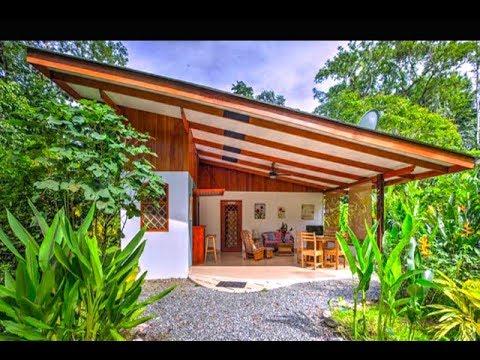 บ้านชั้นเดียวไอเดียธรรมดากับหลังคาทรงลาด จัดพื้นที่ใช้สอยมีถึง 4 ห้องนอน